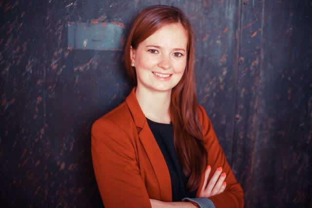 Koordinatorin der Pilotanwendungen im K4R-Projekt Sabrina Skibba