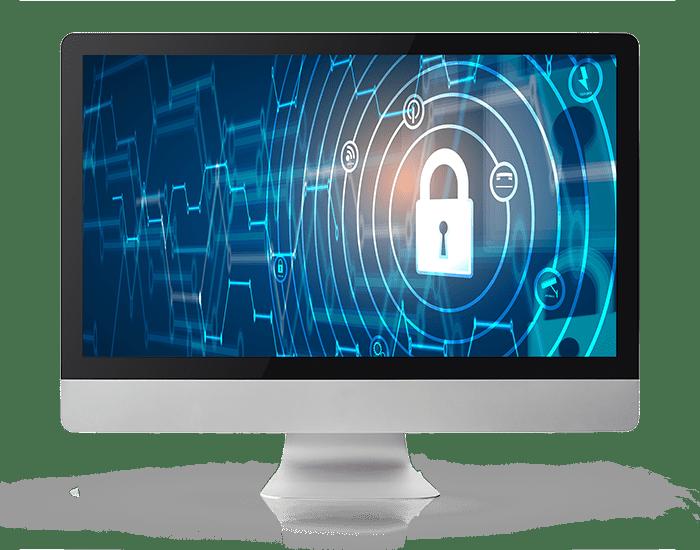 Computer Security Illustration