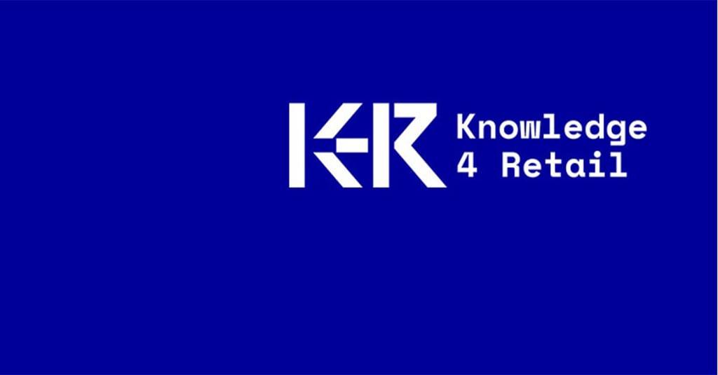Knowledge4Retail Schriftzug